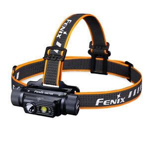 Fenix HM70R Headlamp 1600 Lumens -  Caving - Fishing - Light - 5 Yr UK Warranty