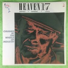 Heaven 17 - Crushed By The Wheels Of Industry (Parts 1 & 2) Virgin VS-628 Ex