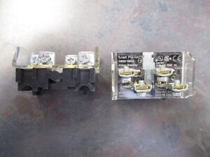NEW ALLEN BRADLEY 800T-XD1 CONTACT BLOCK PAIR