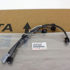 NEW OEM TOYOTA LEXUS GX460 LX570 TUDNRA FUEL INJECTOR CONNECTOR WIRE 82126-34021