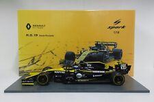Spark - Renault F1 Team R.S.19 F1 Australian GP 2019 Daniel Ricciardo,  Coche en Miniatura de Colección - (18S454)