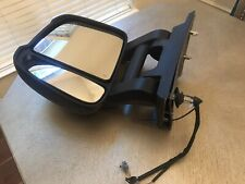 2014-2018 Dodge Ram Promaster 1500-3500 Extended Wide Driver Left  Power Miror