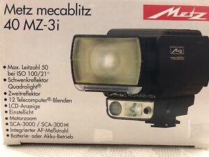 Mezt mecablitz flash 40MZ-3i