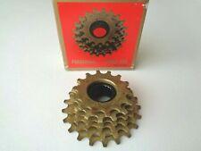 *NOS Vintage 1980s REGINA EXTRA ORO BX 14-21 cogs 6 Speed ISO freewheel cassette