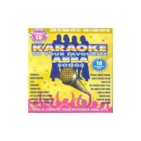 Abba - Karaoke Abba - Abba CD SVVG The Fast Free Shipping