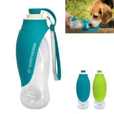 Dog Water Bottle for Walking Travel Pet Water Dispenser Feeder Container Bowl