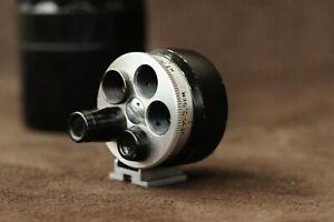 Universal Turret Viewfinder 2.8cm 3.5cm 5cm 8.5cm 13.5cm USSR Vintage RARE KMZ