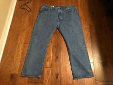 NWT Levi's Men's 501 Original Fit Jeans Straight Leg Button Fly 100% Cotton42x30