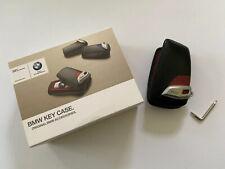 Authentic BMW Sport Line Red/Black Key Case