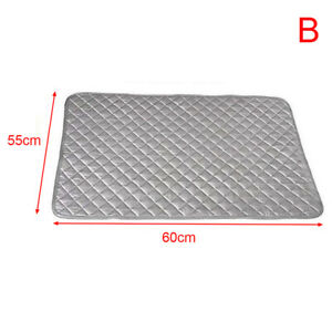 Compact Portable Ironing Mat Ironing Board Travel Dryer Washer Iron Anywhere*