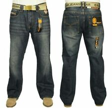 Bootcut Long Big & Tall Mid Rise Jeans for Men