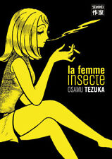 Manga One-shot La Femme Insecte - Osamu Tezuka - Sakka
