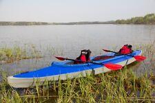 Taimen-2, folding kayak (baydarka)