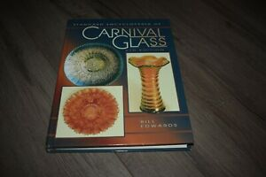Standard Encyclopedia of Carnival Glass by Bill Edwards 1996 5th edition