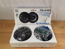 """Pioneer TS-A164 6.5"""" 3-WAY Speakers 120W NOB"""