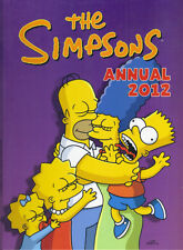 THE SIMPSONS ANNUAL 2012 - HB -  EXCELLENT CONDITION