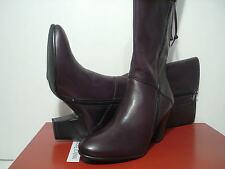 Damenschuhe mit Blockabsatz im Wadenhohe Stiefel-Stil für Hoher Absatz (5-8 cm)