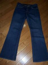 WOMENS JUICY COUTURE STRAIGHT SLIGHT FLARE JEANS 30 X 31 STYLE 2316 M
