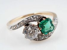 Echter 52 (16,5 mm Ø) Smaragd