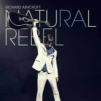 "Richard Ashcroft - Natural Rebel (NEW 12"" ORANGE VINYL LP)"