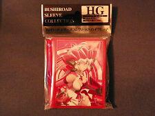 NEW BUSHIROAD CARD SLEEVE COLLECTION HG Chris Yukine Senki Zessho Symphogear 969