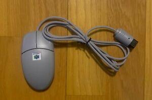 Nintendo 64DD Mouse for Mario Paint 64dd Nintendo 64 Rare
