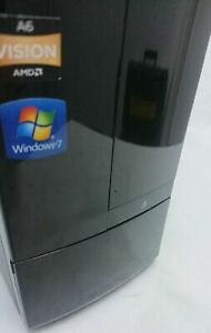 ACER ASPIRE DESKTOP PC WINDOWS 7 64BIT DVD-RW OPTICAL DRIVE 1TB HDD 4GB RAM HDMI