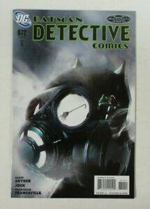 Detective Comics #872 (2011) Classic Jock Gas Mask Cover NM 9.2 UU519