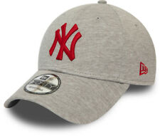 NY Yankees New Era 940 Jersey Essential Grey Baseball Cap