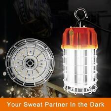 DLC 150W Portable Work Light Led Outdoor Corded Construction Lighting 5000K 277V