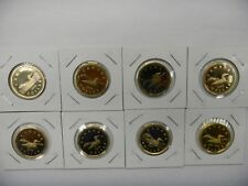 Canada Proof Dollars (Loonies) 1994, 2005-2011 & 2012 to 2014 (Silver) 13 CoinsB