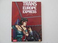 TRANS EUROPE EXPRESS T1 EO1992 ETAT BE VLAD ET ASSOCIES