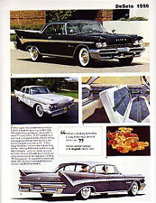 1959 DeSoto Adventurer + Firedome + Explorer Station Wagon Article - Must See !!