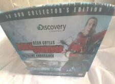 Bear Grylls Born Survivor Extreme Endurance 10 DVD Collectors Edition BoxSet