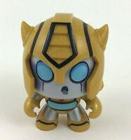 Hasbro Transformers Mighty Muggs Bumblebee 003 Loose Rotating Faces Loose