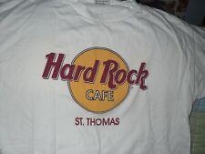Vintage Hard Rock St. Thomas Hotel Large Tshirt