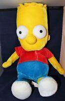 "The Simpsons BART SIMPSON 24"" Stuffed Doll 20th Century Fox Nanco 2005"