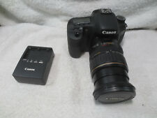 EOS 7D Canon Digital Camera 28-135mm Ultrasonic Image Stbilizer battery, charger