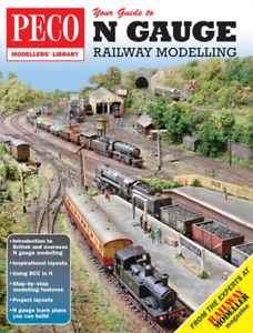 Peco Your Guide to N Gauge Railway Modelling Model Railway PM-204