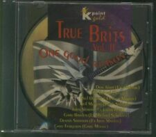 TRUE BRITS VOL II One Good Reason METAL CD IRON MAIDEN RAINBOW SAXON URIAH HEEP
