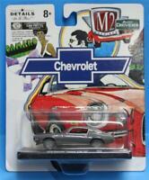 M2 MACHINES Auto-Drivers R62 1970 Chevrolet Camaro Z/28 RS Shadow Gray