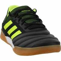 adidas Copa 19.3 Indoor Sala  Casual Soccer  Cleats - Black - Mens