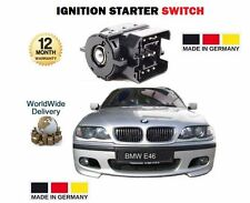 FOR BMW E46 316 318 320 325 330 318D 320D 330D 1998-> IGNITION STARTER SWITCH
