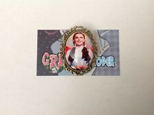 Dorothy the wizard of oz brooch pin rockabilly pin up girl vintage retro kawaii