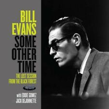 Bill Evans – Some Other Time vinyl - 180g reissue - Sealed