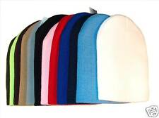 (18pack) 8 Inch Short Knit Beanie Beanies Winter Ski Cap Caps Hat Hats Toque
