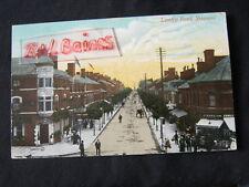 Lumley Road, Skegness, Lincolnshire, 1911 Postcard