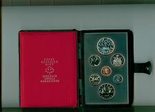 1978 CANADA Double Dollar Set with SILVER DOLLAR CANADA GAMES COMMEM.