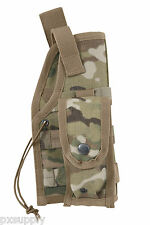 pistol holster mulitcam molle tactical front clip pouch rothco 10549