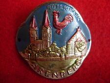 Arenberg Used badge stocknagel hiking medallion G4183